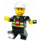 Lego Lights Dynamo Torch - Fireman