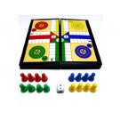 The Ultimate Mini Travel Games - Ludo