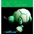 16GB Novelty Cartoon Cute Green Turtle USB Flash Key Pen Drive Memory Stick Gift UK [PC]