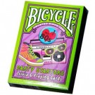 Bicycle 80's Deckades, Party Starters - Trivia and Playing Cards
