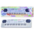Zippy Toys 49 keys electronic keyboard with MP3 and microphone USB1300P