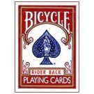 Mini size Bicycle Playing Cards, Red Back