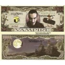 Novelty Dollar Vampire Count Dracula One Million Dollar Bills x 4 Nosferatu Halloween Gift