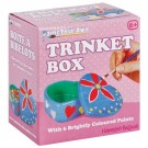 Paint Your Own Trinket Box