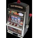 One arm bandit fruit slot machine battery operated