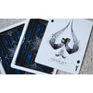 Artifice 2nd Edition Deck - Cobalt Blue Bicycle Playing Cards by Ellusionist