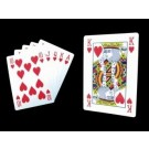 A4 Playing Cards. Giant cards. Great for parties, family events etc.