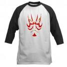 Kabuki Mask Japanese Baseball Jersey by CafePress