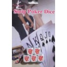 Strip Poker Dice