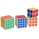 New Shengshou cube Educational Toys 5x5x5, 4x4x4,3x3x3 and 2x2x2 Rubik's Cube Sets Puzzle Magic IQ Test Cubes By Lujex