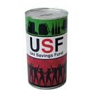 Uni Savings Fund - Savings Tin - (LRG)