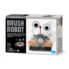4M - Brush Robot Ages 8+ - Boys Junior Learning Educational Toy