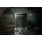 Silver Steampunk Bicycle Deck - USPCC Version - Embossed Box