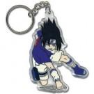 "Official GE Entertainment Acrylic Naruto Keychain - 2"" Sasuke (GE-3730)"