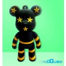 4GB Novelty Cartoon Cute Star Bear USB Flash Key Pen Drive Memory Stick Gift UK [PC]