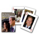 Piatnik Royal Wedding Unique Singles Playing Cards
