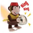 Retro Wind Up Monkey