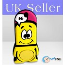 16GB Novelty Cartoon Cute Mr Hi USB Flash Key Pen Drive Memory Stick Gift UK [PC]