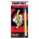 Joke Rubber Pencil