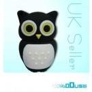16GB Novelty Cartoon Cute Black Owl USB Flash Key Pen Drive Memory Stick Gift UK [PC]