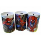 Marvel Comics Spiderman Assorted Design Spiderman Coin Tin - Spiderman Coin Bank