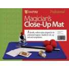 Magician's Large Close-Up Mat, in blue