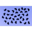 """""""Mini Spiders, pack of 50 - Great for Halloween Parties, Animal Insect theme..."""""""