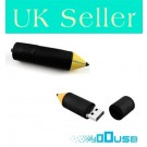 16GB Novelty Cartoon Lovely Pencil USB Flash Key Pen Drive Memory Stick Gift UK [PC]