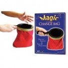 Magic Zipper Change Bag (Red)