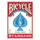 Bicycle Playing Cards, Poker Size, Red Back