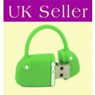 4GB Novelty Cute Green Hand Bag USB Flash Key Pen Drive Memory Stick Gift UK [PC]