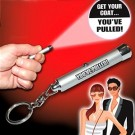You've Pulled Projector Keyring