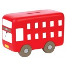 Boys Lorry Money Box