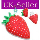 4GB Novelty Cartoon Cute Strawberry USB Flash Key Pen Drive Memory Stick Gift UK