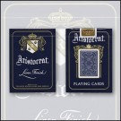 Bicycle Aristocrat 727 Bank Note Cards - Blue