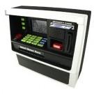 Kids ATM Savings Bank Gadget Money Box Machine - Black Silver
