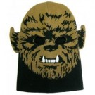 Wolfman Knit Mask