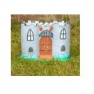 Think Blue...Its a Boy Thing - Dragon and Knights Castle Money box