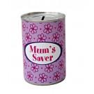 Mums Fund Savings Tin (STD)