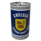 Chelsea Football Fan Savings Tin - (LRG)