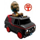 Mr T Bobble in The A-team Van money bank toy