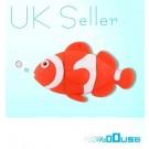 16GB Novelty Cartoon Cute Little Fish USB Flash Key Pen Drive Memory Stick Gift UK [PC]
