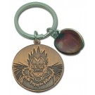 Official Death Note Ryuk & Apple Metal Keychain (GE-3964)