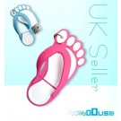 16GB Novelty Cute Pink Slippers flip-flop USB Flash Key Pen Drive Memory Stick Gift UK [PC]