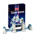New 41pc Novelty Model set 3D Puzzle Kit TOWER BRIDGE