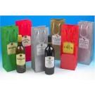 Chateau Neuf Du Cr*p  Wine Label Bag