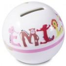 Animal Moneybox (Pink)