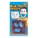 Sweets | Drinks Tricks | Jokes | Blue Mouth Sweets (3 Pack)