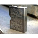 Arcane Stainless Steel Card Clip by ellusionist