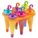 Kitchen Craft, Ice Lolly Moulds, Set of 6